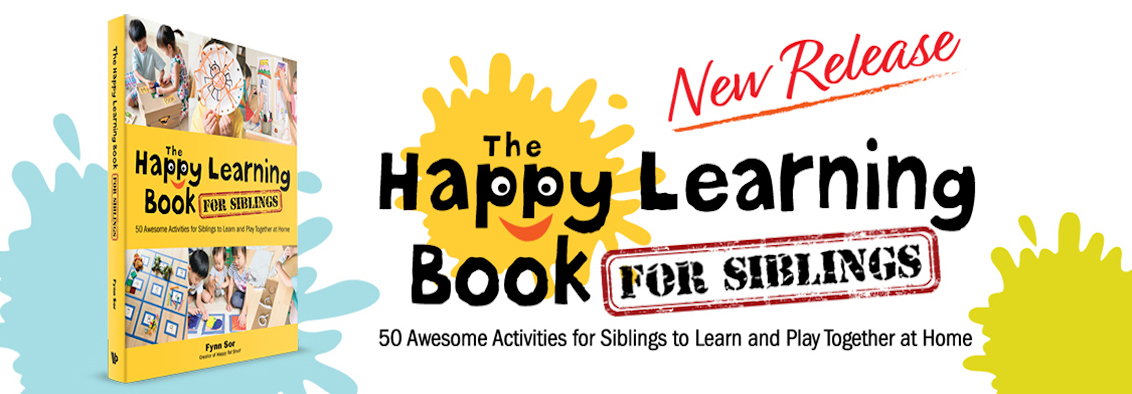 The Happy Learning Book for Siblings